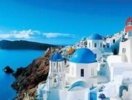 Can't wait to visit santorini, Greece