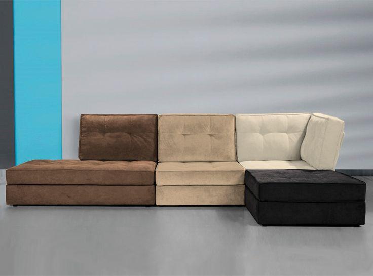 M s de 25 ideas incre bles sobre sofa esquinero en for Sofa modular gris
