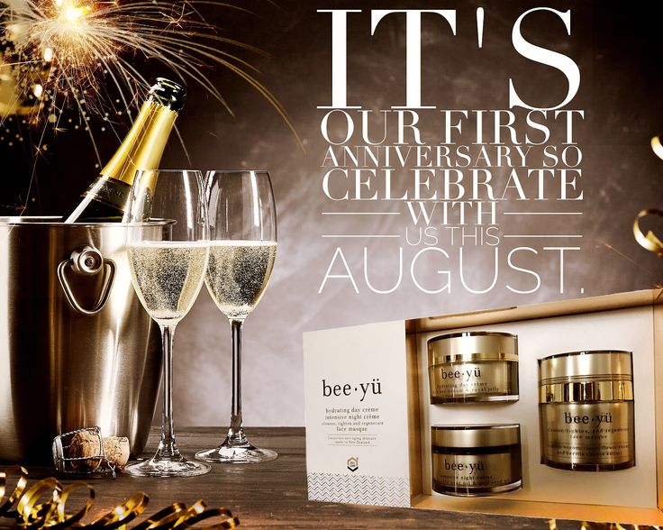 This month is our one year anniversary. 🎉 and to celebrate we will be giving away prizes up to the value of $5000. To be in to WIN simply make any purchase this month at www.beeyuskincare.co.nz.