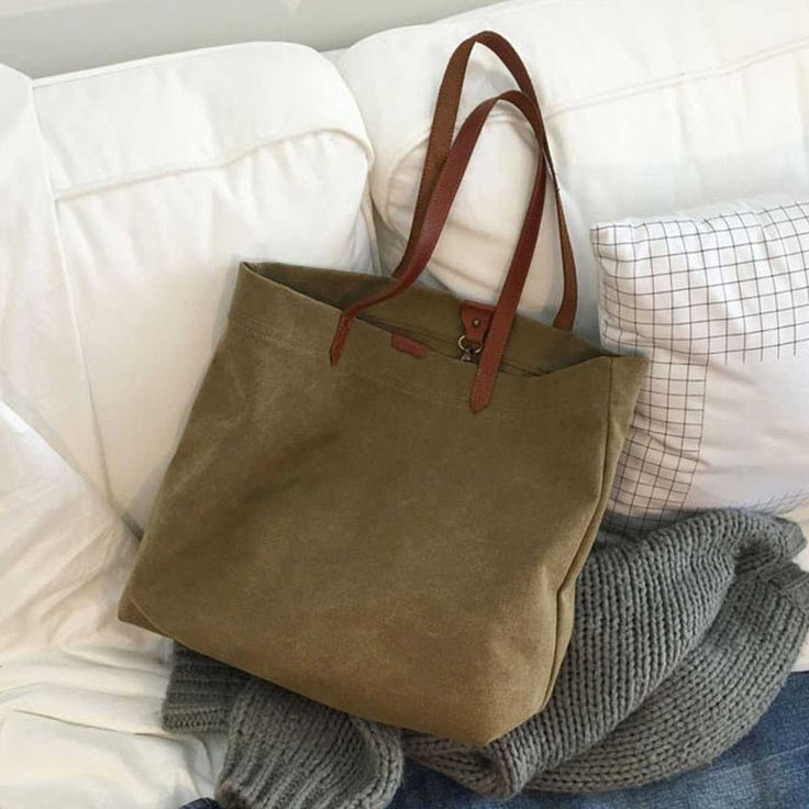canvas transport tote resuable plain tote bag leather handles bags fabric shopping totes canvas shopper tote small tote bags. New bag new luck. Save.extra 20% OFF on $45+ sitewide by code SUMMER20%OFF