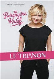 Bérengère Krief Le Trianon Affiche
