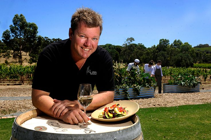 The Elbow Room, McLaren Vale: Chef Nigel Rich's restaurant, The Elbow Room. Offers a seasonal menu of dishes that feature fresh ingredients from the region. Enjoy a taste of the region with spectacular vineyard views and the surrounding Hills of the Vale.