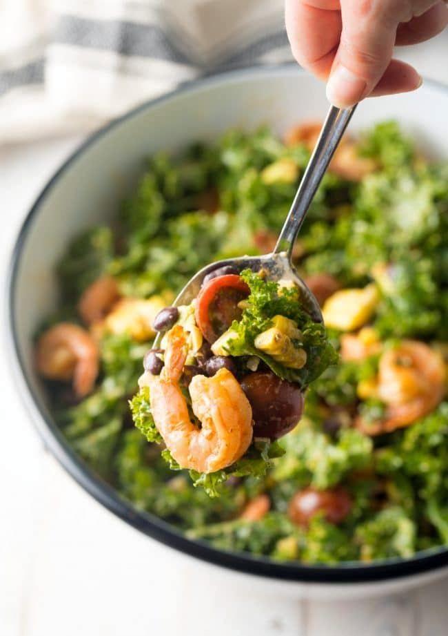 47++ Shrimps salat mit mayonnaise ideen