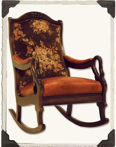 24 Best Gooseneck Rocking Chairs Images On Pinterest