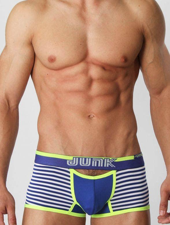 Men's Underwear – Heist Trunk sexy low rise trunk by Junk Underjeans