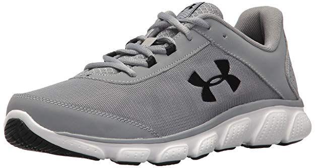 Validación Berri acción  Amazon.com   Under Armour Men's Micro G Assert 7 Sneaker   Road Running    Types of shoes men, Men workout shoes, Under armour shoes