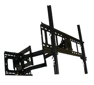 "Elite Security CMT27 Wall Mount Bracket, Support 21-37"" LCD Monitor"