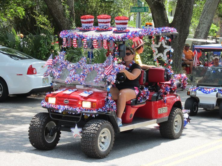 203 best Golf Carts Decorated images on Pinterest