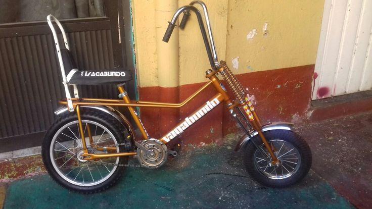 Bicicleta Vagabundo Moto Trial Bimex - $ 2,100.00 en MercadoLibre