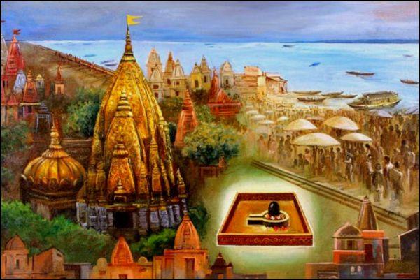 History of Kashi Vishvnath Temple-http://topyaps.com/7-surprising-facts-kashi-vishwanath-temple