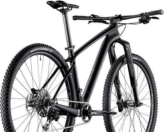 Canyon | EXCEED | Exceed CF SLX 29 Frameset / cadre carbone 800gr en taille M