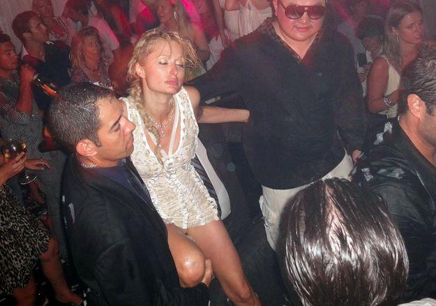 Paris Hilton The Drunk Celebrity Hall Of Fame