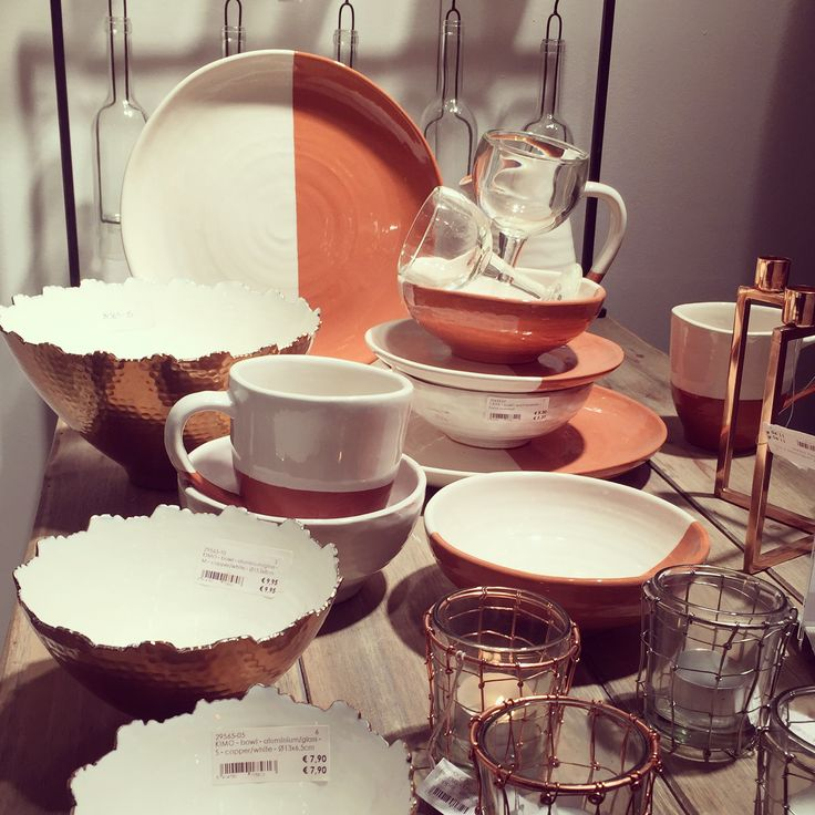 Orange and copper accessories are big for 2015