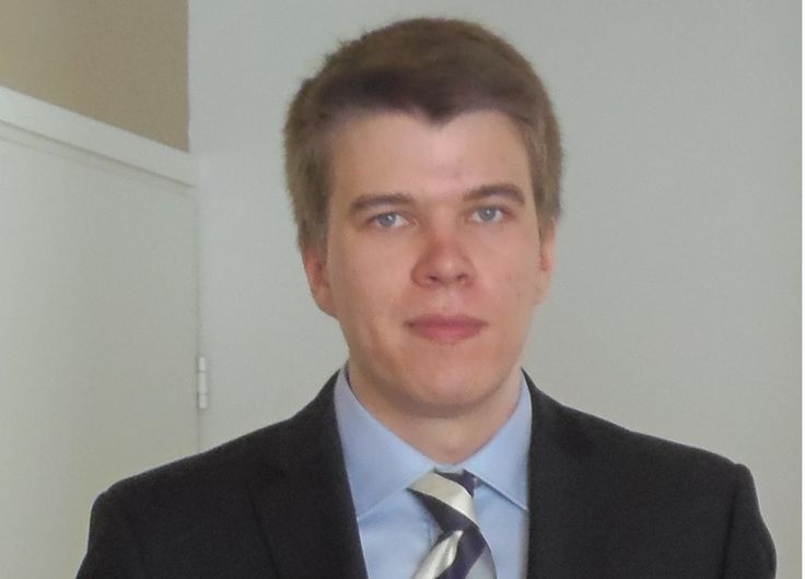 Antti Kananen, Chief Executive Officer, Master of Science (Tech.) and ICT Technician