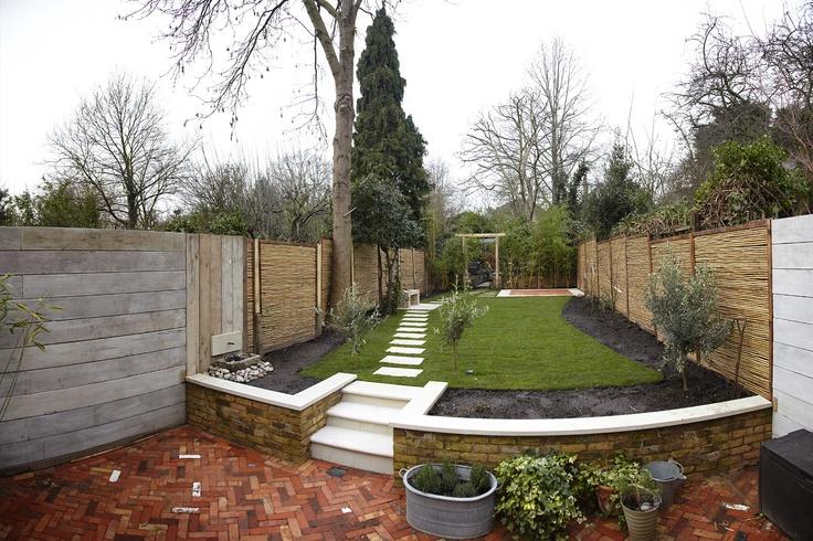 split level garden gardenyard pinterest gardens garden ideas and small gardens - Garden Ideas On Two Levels