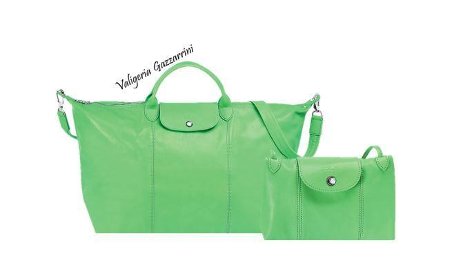 #Longchamp #LePliage Cuir #bag Crossbody  & travel bag