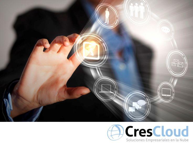 ¿Conoce los beneficios del SaaS? TIPS PARA EMPRESARIOS. Los servicios de cómputo en la Nube, son conocidos como aquellos que se dan a través de una red remota y se accede a ellos, desde cualquier dispositivo con conexión a internet. En CresCloud, le invitamos a conocer nuestra novedosa infraestructura desarrollada para correr en la Nube. Si desea más información sobre nuestros programas, le invitamos a comunicarse al teléfono (55)5343-9191. #CresCloud