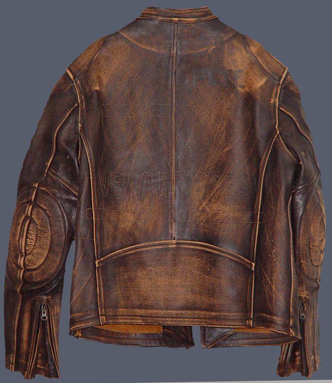 """Image detail for -Levi Straus """"Bonneville Cafe Racer"""" Jacket"""