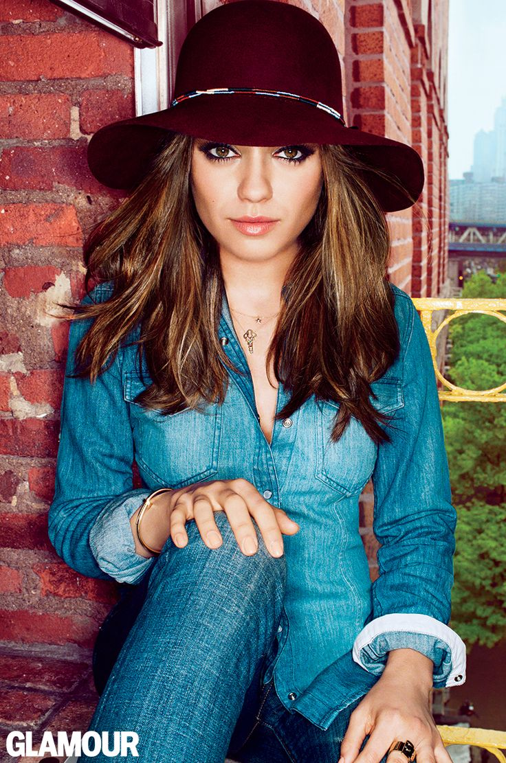 Mila Kunis is our August cover star! See the whole cover-shoot, photographed by Alexei Hay, over on Glamour.com.
