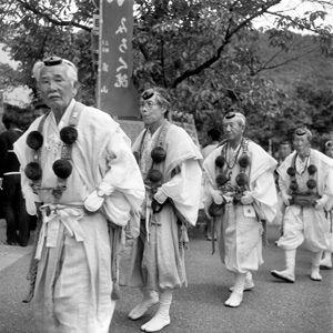 Yamabushi procession