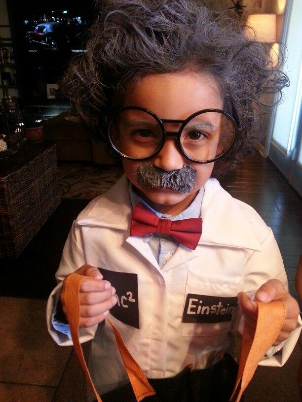 Einstein Costume!
