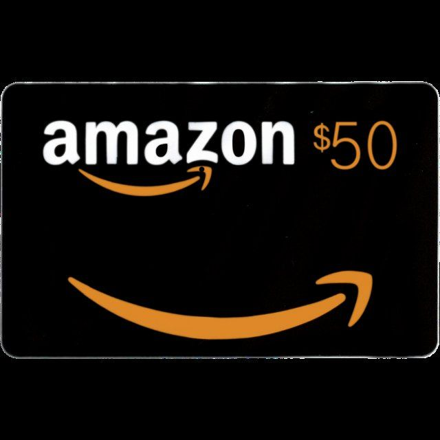 Enter To Win A 50 00 Amazon Gift Card One Lucky Reader Will Have The Chance To Win A 50 Amazon Gift Amazon Gift Card Free Best Gift Cards Amazon Gift Cards