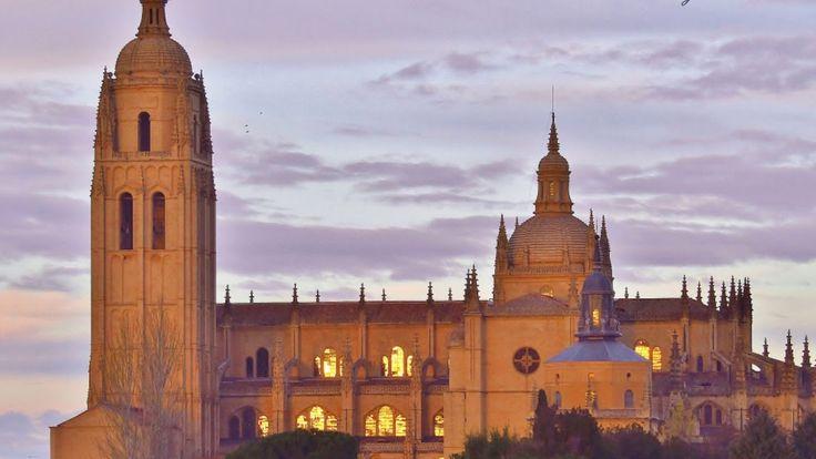 #Catedral #Segovia