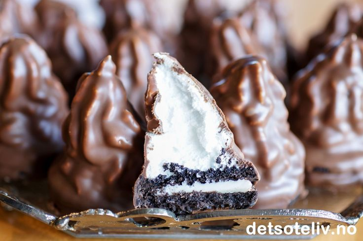 Oreo Meringue Kisses | Det søte liv