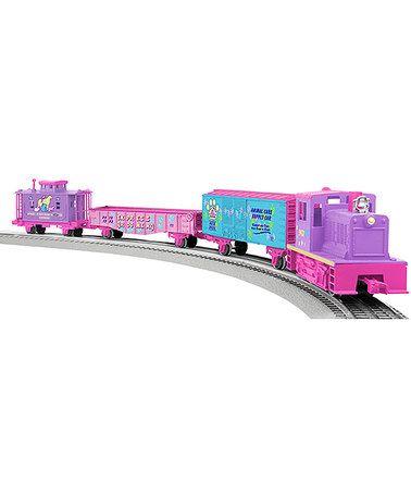 Pet Shop Diesel LionChief Train Set