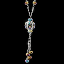 Woman's Neckpieces Midnight Rendezvous- Fifth Avenue Collection :: Beautiful Jewellery :: We Create Beauty and Success
