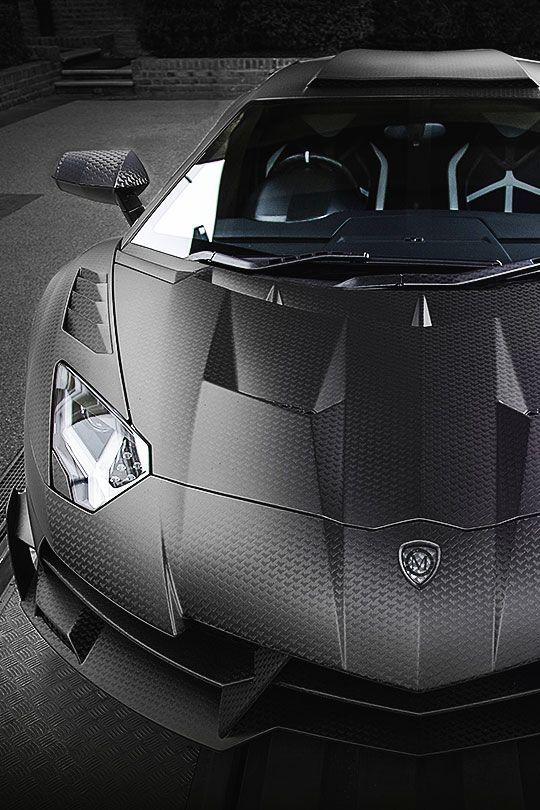 Mansory   Lamborghini Aventador LP 750-4 Superveloce Stealth Carbon...