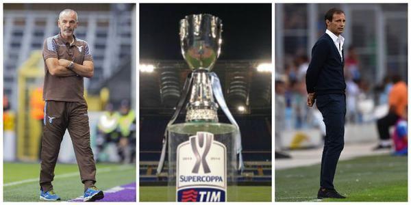 Juventus Lazio info Streaming Diretta TV  Rojadirecta Supercoppa Italiana