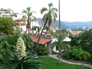 View from the roof terrace of the house Glenna and Gary and I stayed in when we went to Taxco in March, 2012.