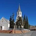 Victoria West was established as a Parish of the Dutch Reformed Church