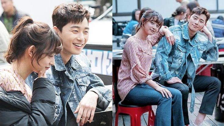 Everyone Falls in Love with Kim Jiwon`s Recent Aegyo in [Fight for My Way]