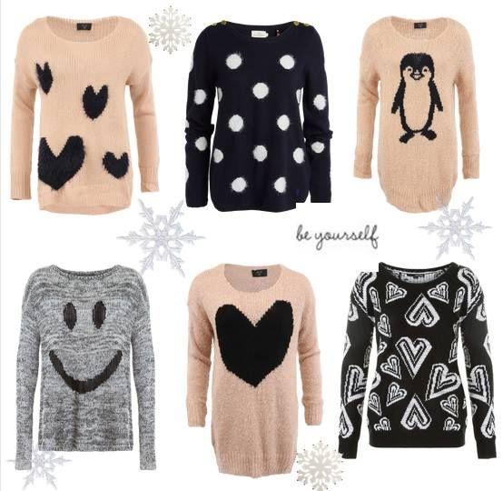 Ï když to venku na zimu moc nevypadá, tak mít nějaký takový teploučký svetr se hodí vždycky:) http://eshop.bemove.cz/