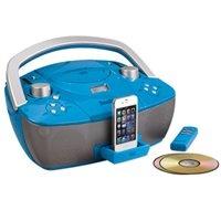 Ipod Boom Box- Finally—a portable, classroom-tough boom box for your iPod!