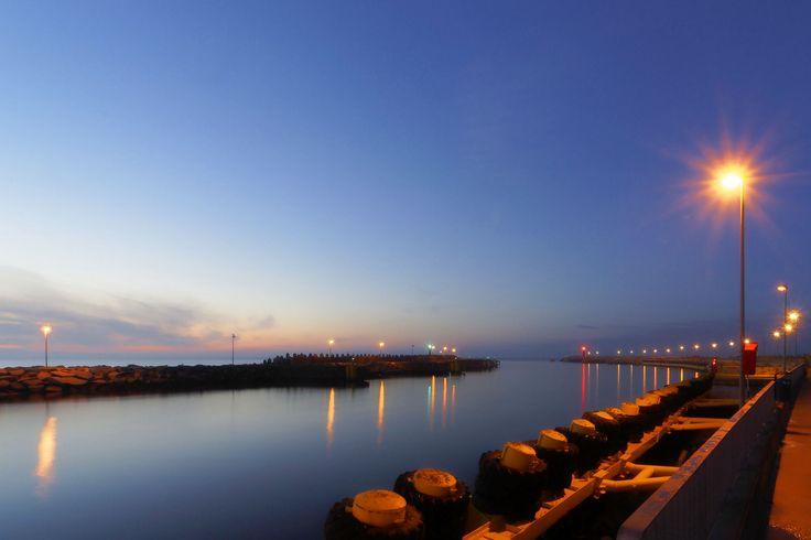 Port w Kołobrzegu. Photo by GB #Kolobrzeg #Kolberg #port
