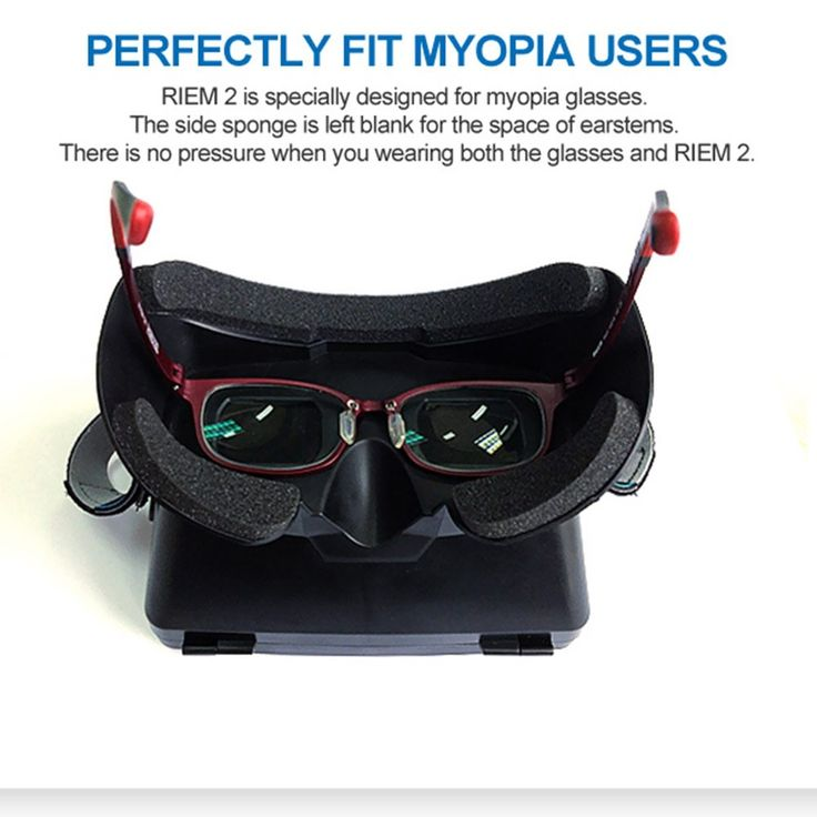 """Best-selling Private 3D VR Glasses Virtual Reality DIY 3D Video VR Glasses with Magnetic Switch Hand Belt for 3.5~6.0""""SmartPhone //Price: $12.19//     #shop"""
