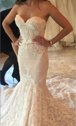 Inbal Dror BR15-16 wedding dress currently for sale at 57�0off retail.
