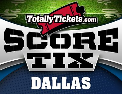 Predict the Cowboys vs Redskins score at fb/TotallyTickets and WIN Dallas Cowboys Tickets or a $100 Gift Certificate at TotallyTickets.com