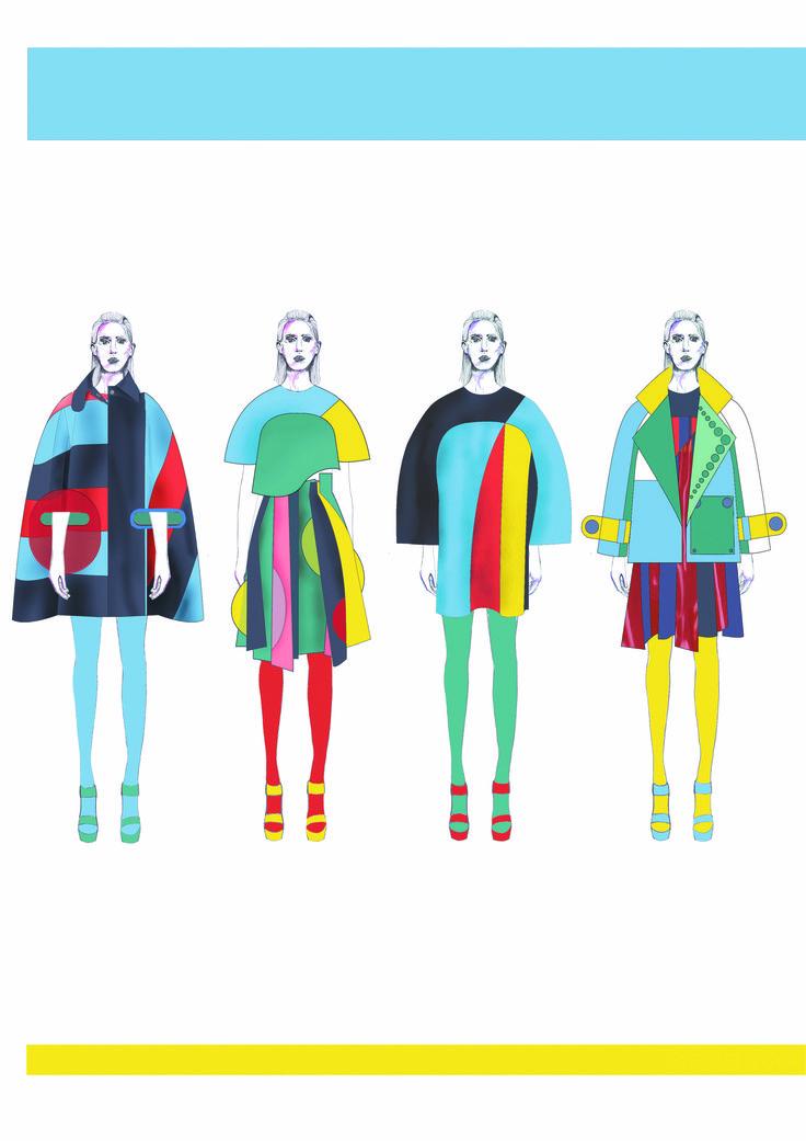 2015 Westminster Fashion illustration – Lisa Barnett