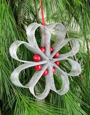 Ashbee Design: DIY Christmas Tree Ornament