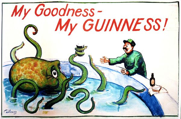 My Goodness! Guinness Collectors Snap Up Secret Stash of Unpublished Advertising Art | Collectors Weekly