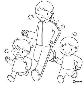 Mamá de Alta Demanda: Matrogimnasia, haciendo ejercicio con los niños