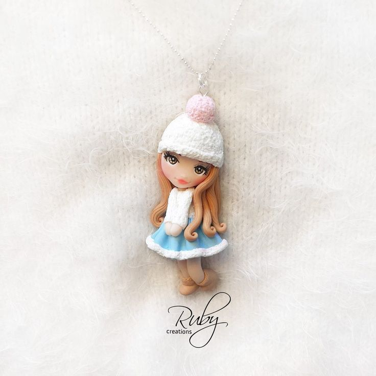 Ruby+Winter+doll+necklace+by+Ruby-creations.deviantart.com+on+@DeviantArt