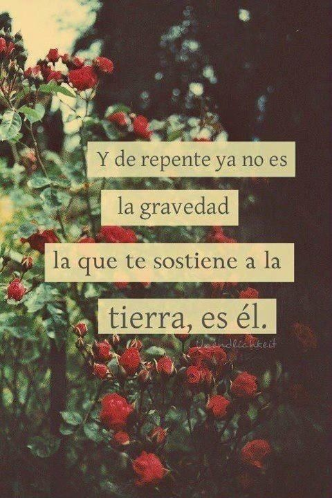 frases de amor | Mensajes | Pinterest | Frases, Spanish quotes and Thoughts