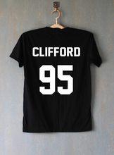 Майкл клиффорд 5SOS рубашка 5 секунд летних рубашка пяти секунд летней футболка футболку унисекс больше размера и цвета(China (Mainland))