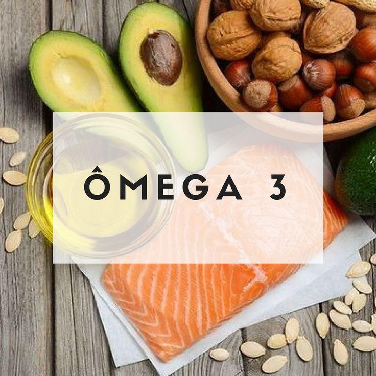 Descubra o que é OMEGA-3; as principais fontes alimentares e suplementação!