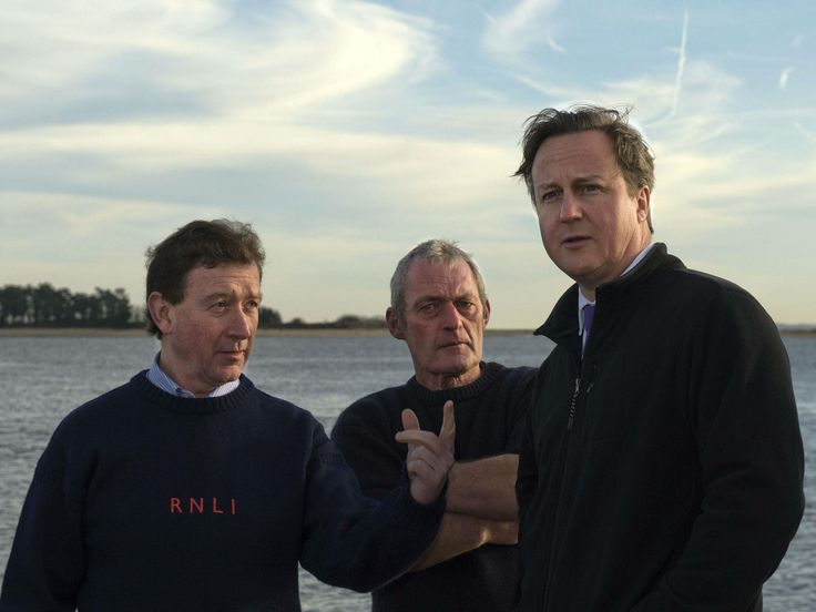 Parts of East Anglia could be abandoned to the sea forever after recent floods